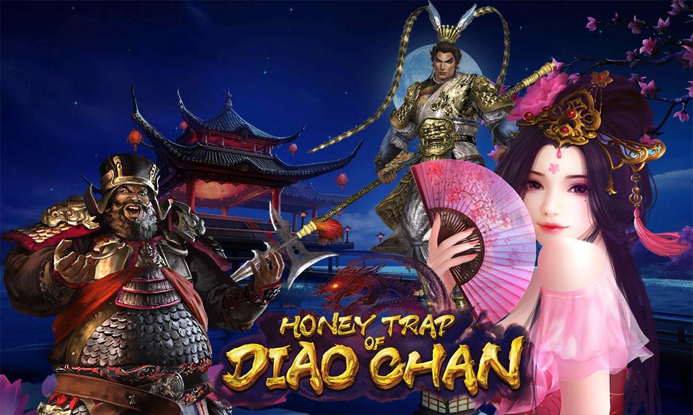 Honey Trap of Diao Chan ได้แก่ธีมสล็อตออนไลน์ที่มีผู้สร้างเป็นคนเอเชีย