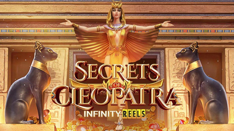 Secret of Cleopatra เกมสล๊อตออนไลน์มาใหม่ที่มาพร้อมกับความสวยงาม